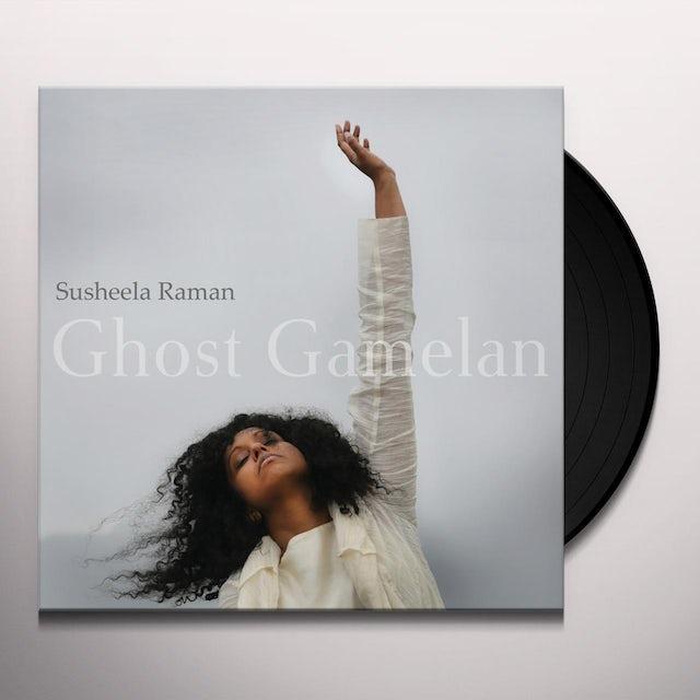 Susheela Raman GHOST GAMELAN Vinyl Record