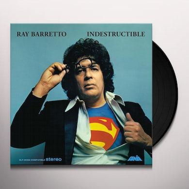 Ray Barretto INDESTRUCTIBLE Vinyl Record