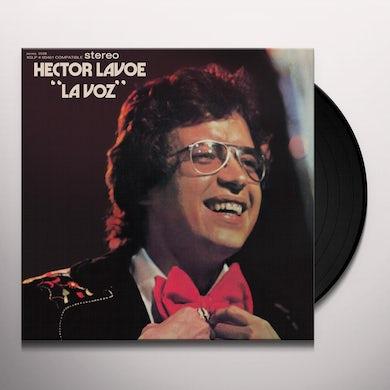 Hector Lavoe LA VOZ Vinyl Record