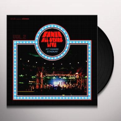 Fania All Stars LIVE AT YANKEE STADIUM: VOL 2 Vinyl Record