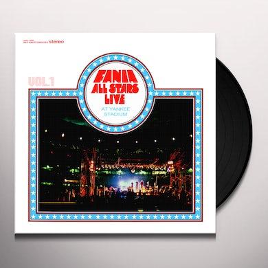 Fania All Stars LIVE AT YANKEE STADIUM: VOL 1 Vinyl Record