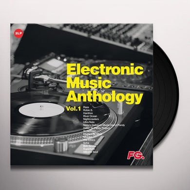 Electronic Music Anthology By Fg Vol 1 / Various Vinyl Record