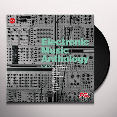 Electronic Music Anthology By Fg Vol 2 / Various Vinyl Record