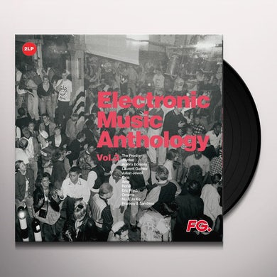 Electronic Music Anthology By Fg Vol 3 / Various Vinyl Record