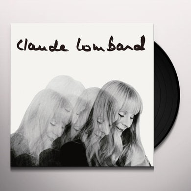 Claude Lombard CHANTE Vinyl Record