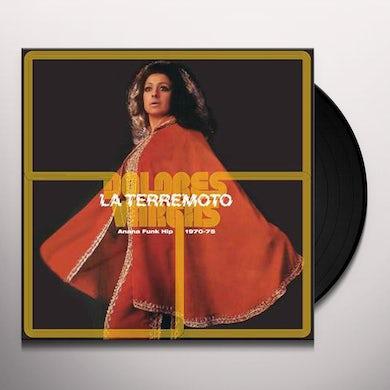 Dolores Vargas ANANA FUNK HIP Vinyl Record