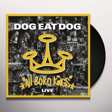 Dog Eat Dog ALL BORO KINGS LIVE Vinyl Record