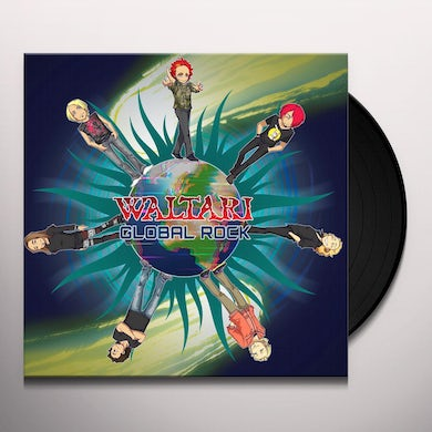 WALTARI GLOBAL ROCK Vinyl Record