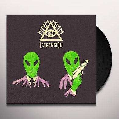 Strange U EP Vinyl Record - UK Release