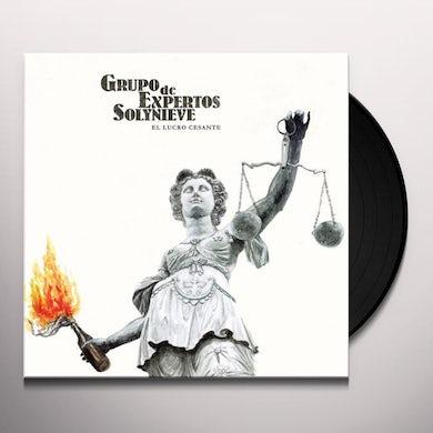 Grupo De Expertos Solynieve LUCRO CESANTE Vinyl Record