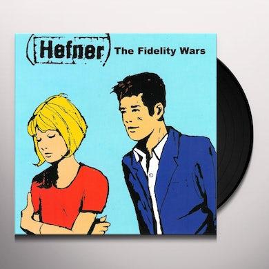 Hefner FIDELITY WARS Vinyl Record