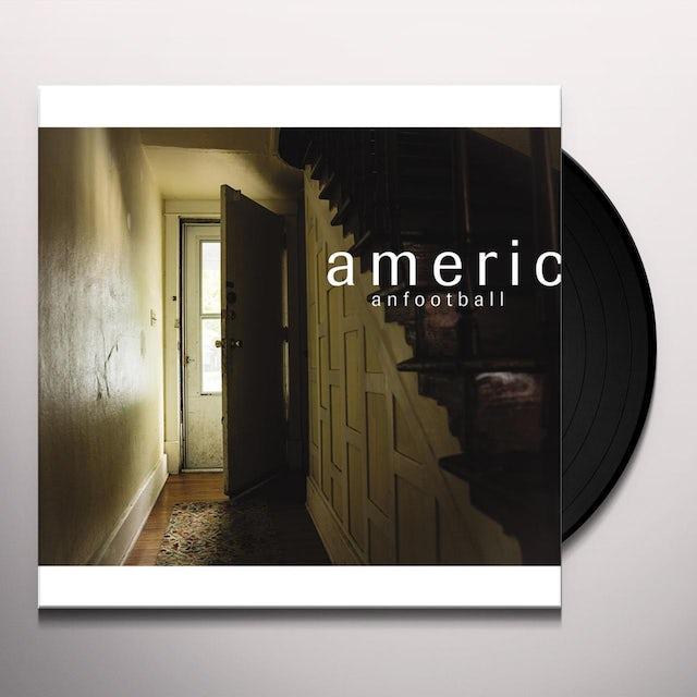 American Football LP3) Vinyl Record