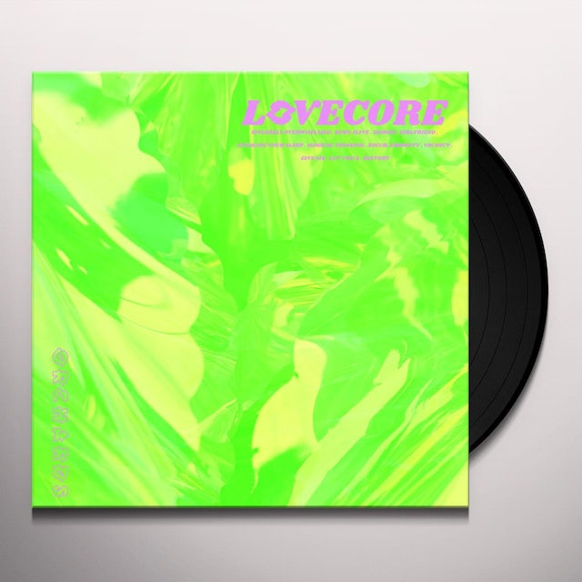 Orchards LOVECORE Vinyl Record