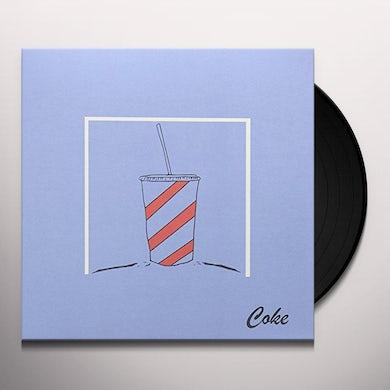 Bloxx COKE / CURTAINS Vinyl Record