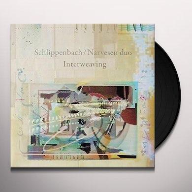 Alexander Von Schlippenbach INTERWEAVING W/ DAG MAGNUS NARVESEN Vinyl Record