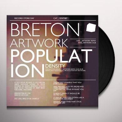 Breton REMIXED Vinyl Record
