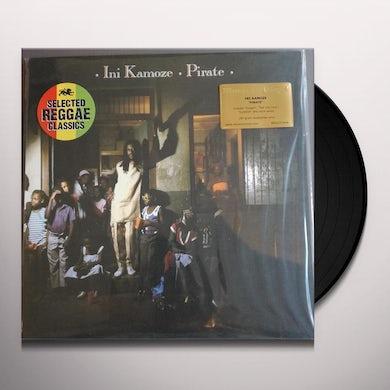 Ini Kamoze PIRATE Vinyl Record
