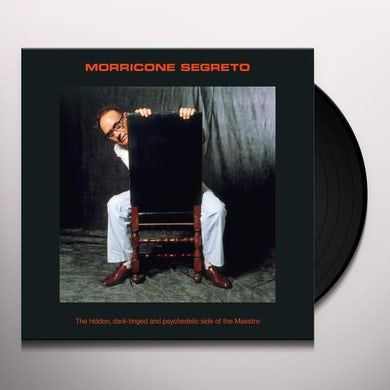 Ennio Morricone Morricone Segreto (2 LP) Vinyl Record