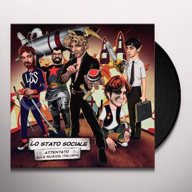 ATTENTATO ALLA MUSICA ITALIANA Vinyl Record