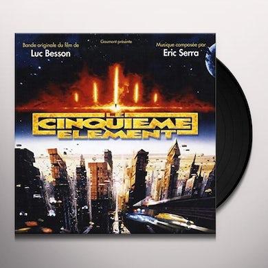 Eric Serra LE CINQUIEME ELEMENT / Original Soundtrack Vinyl Record