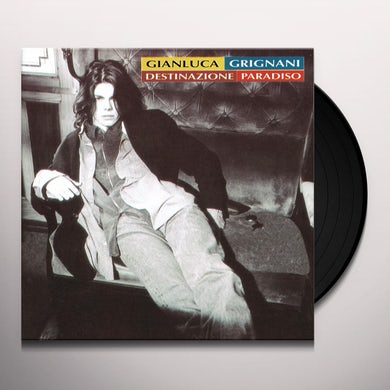 Gianluca Grignani DESTINAZIONE PARADISO Vinyl Record