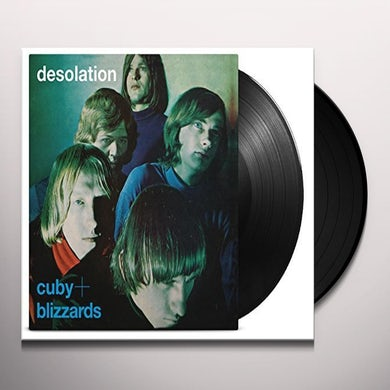 Cuby & Blizzards DESOLATION Vinyl Record