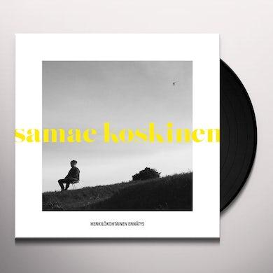 Samae Koskinen HENKILOKOHTAINEN ENNATYS Vinyl Record
