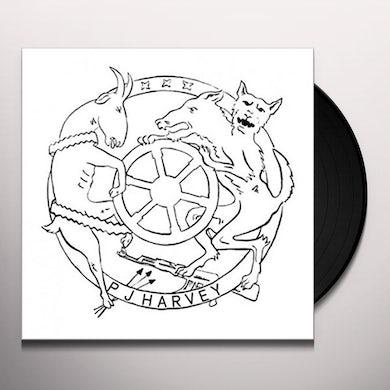 Pj Harvey WHEEL Vinyl Record