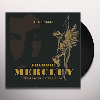 Freddie Mercury MESSENGER OF THE GODS: SINGLES COLLECTION Vinyl Record