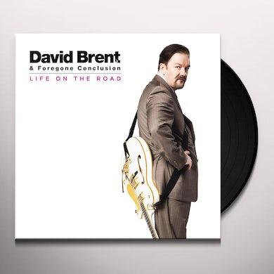 David Brent LIFE ON THE ROAD Vinyl Record