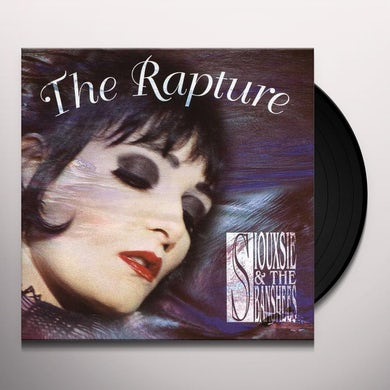 Siouxsie And The Banshees RAPTURE Vinyl Record