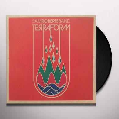 Sam Roberts TERRAFORM LIMITED EDITION Vinyl Record