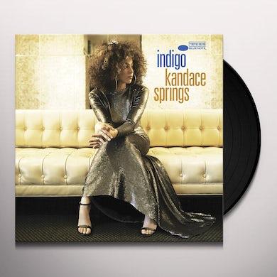 INDIGO Vinyl Record