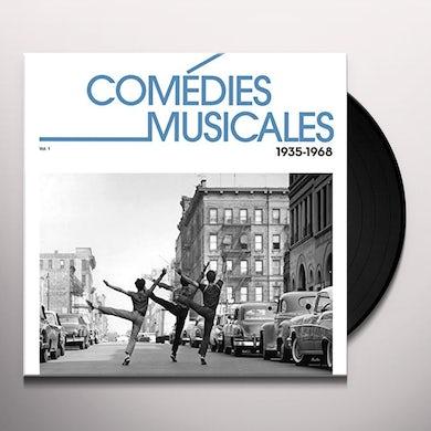 Comedies Musicales 1935-1968 / Various Vinyl Record