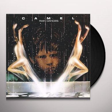Camel RAIN DANCES Vinyl Record