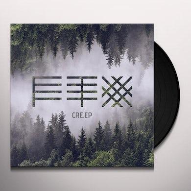 CRE.EP Vinyl Record