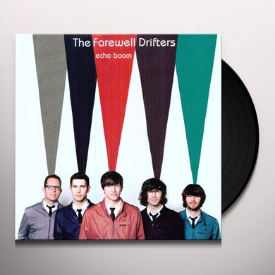 Farewell Drifters ECHO BOOM Vinyl Record