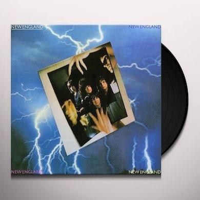 New England Vinyl Record