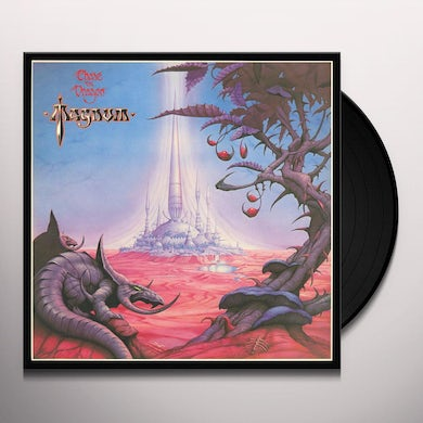 Magnum CHASE THE DRAGON Vinyl Record