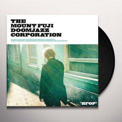 Mount Fuji Doomjazz Corporation EGOR Vinyl Record