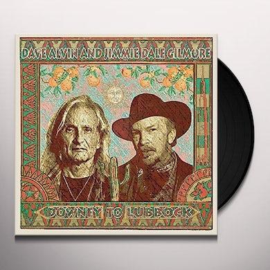 Dave Alvin DOWNEY TO LUBBOCK Vinyl Record