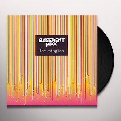 Basement Jaxx SINGLES Vinyl Record