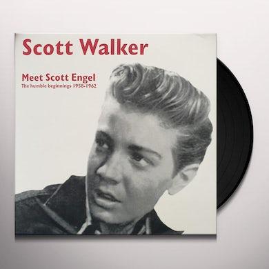 Scott Walker HUMBLE BEGINNINGS Vinyl Record