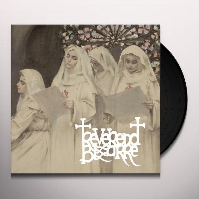 Reverend Bizarre DEATH IS GLORY NOW Vinyl Record