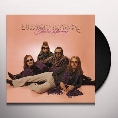 Death Hawks PSYCHIC HARMONY Vinyl Record