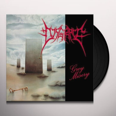 Disgrace GREY MISERY - THE COMPLETE DEATH METAL YEARS Vinyl Record