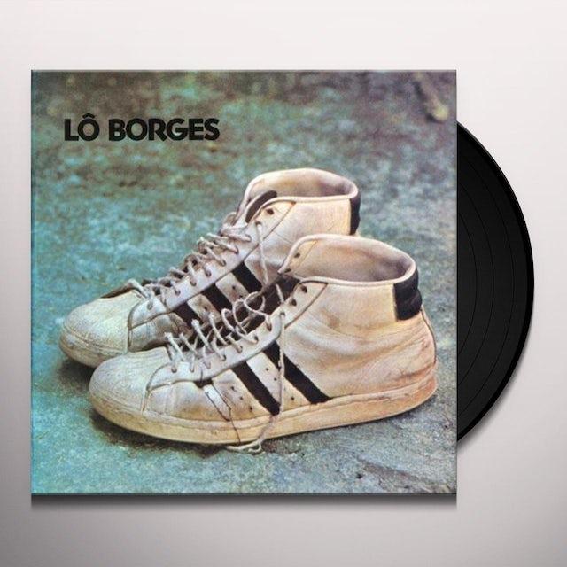 Lo Borges Vinyl Record - 180 Gram Pressing