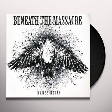 Beneath The Massacre MAREE NOIRE Vinyl Record