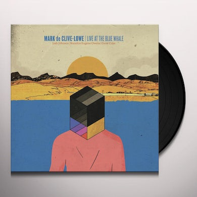 LIVE AT THE BLUE WHALE Vinyl Record