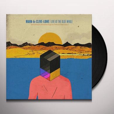 Mark De Clive-Lowe LIVE AT THE BLUE WHALE Vinyl Record